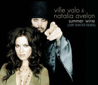 Ville Valo & Natalia Avelon -  Summer Wine-scarface