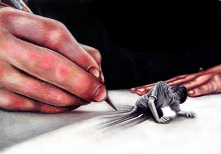 pen writting