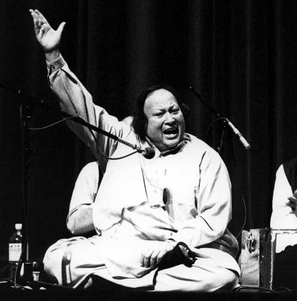 Mazaa Aa Gaya,Lyrics,Ustad Nusrat Fateh Ali Khan,Ustad ,