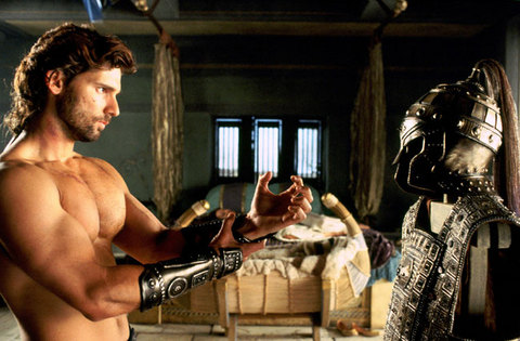 Eric Bana from Troy