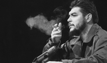The Capitalization of Che Guevara,Che Guevara,Capitalization,Che, Guevara, criminal, diseased ,minds,mind,youth,young,people,world,t-shit,smoking,