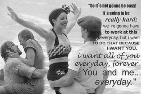 It Wont Be Easy,easy,the notebook