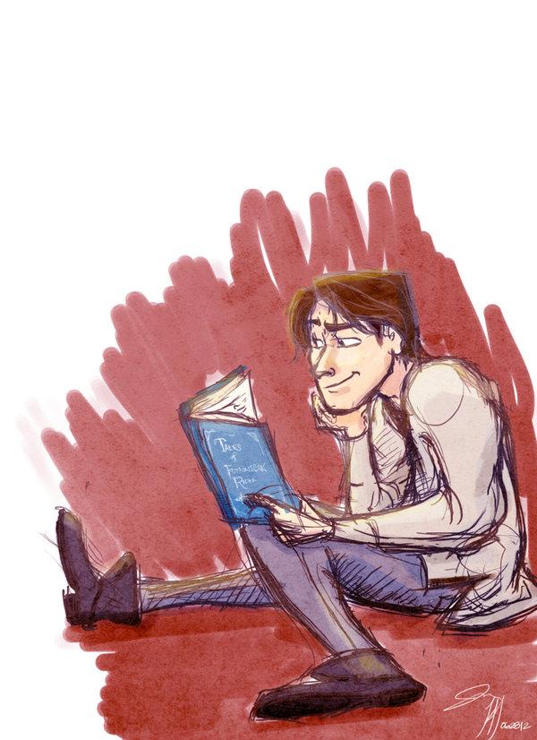 Flynn Rider Reading A Book,Flynn Rider, Reading A Book,Flynn, Rider ,Reading, Book,tangeld