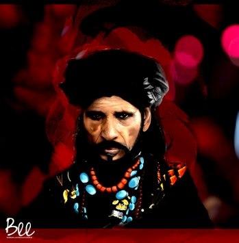 Stanza by Bullah-e-Shah
