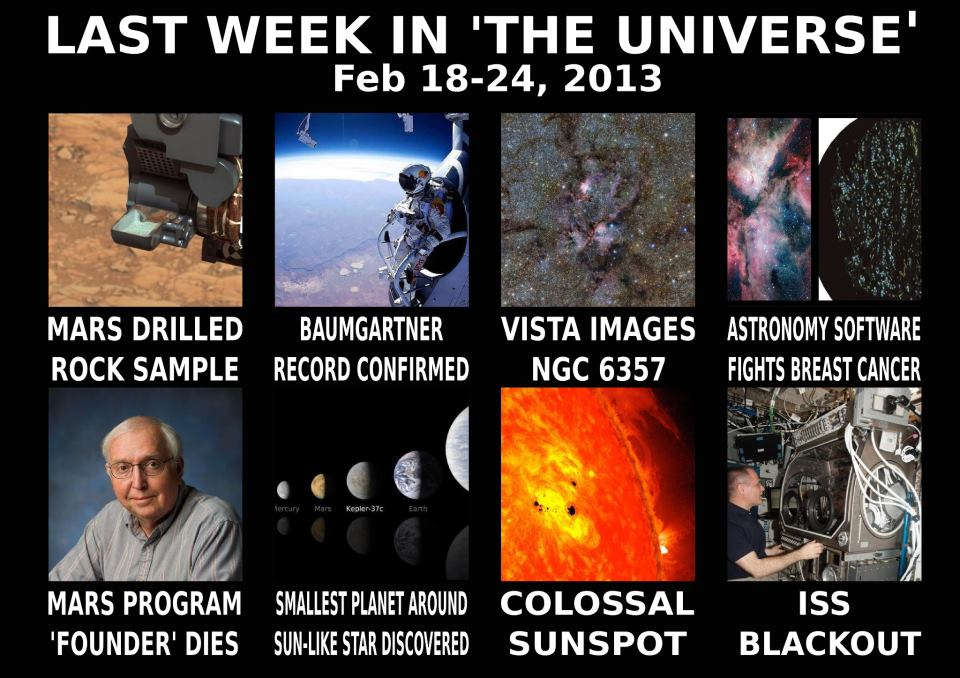 Another busy week in the Universe,week,Universe,mars project,mars,mar,nasa