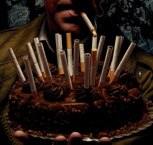 Happy Birthday Ali,Happy Birthday,Ali,syed ali immam rizvi,birthday cake,cigarettes,cigarette,smoking,smoke,smoker,