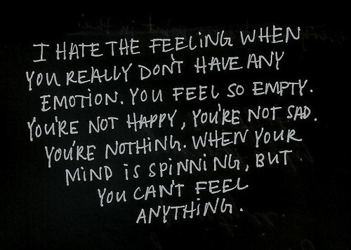 I Hate The Feeling,I hate ,hate,feeling,happy,sad,nothing,spinning,emotion,empty,everything