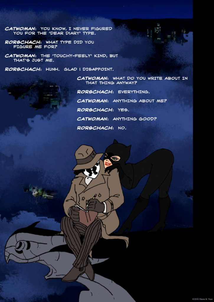 Rorschach, Rorschach Test, watchmen, watchmen comic, watchmen movie, watchmen Rorschach, whisper, world,love,lover,catwoman,cat,woman,dairy