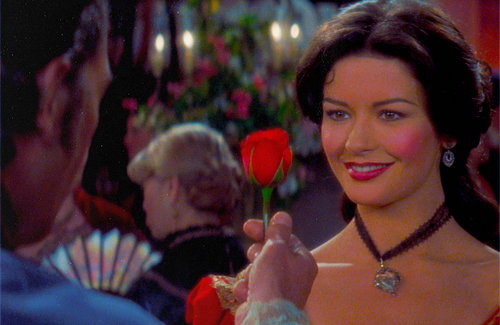 Fragrance Of flowers Spreads Only In The Direction Of Wind,Wind,fragrance,good,goodness,beauty,love,smile,zorro,mask of zorro,Girl Smelling Flower,zorro,movie,zorro movie,Girl Smelling ,Flower,Girl ,Smelling Flower,gentle smile,thinking,memories,love,beloved,zeta jones