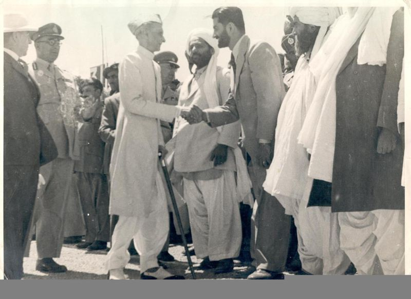 Bugti, meeting with Muhammad Ali Jinnah,Nawab Akbar Shahbaz Khan Bugti,Nawab, Akbar Shahbaz Khan Bugti,Akbar Khan Bugti,Pakistan,Baloch,Rememeber,history,character,Z A Bhutto,staunch Baloch separatist ,BLF,BSO