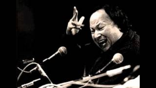 Nusrat_Fateh_Ali_Khan, poetry, love, Likh Dia Apne Dar Pe Kisi Nai,Beautiful,
