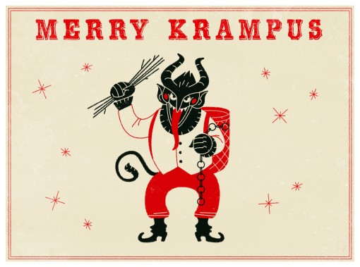 Merry Christmas,Merry,Christmas,New Year,Holidays,New year holidays,good vs bad,bad vs good,good vs evil,evil vs good,santa,santa vs Krampus,Krampus vs Santa,santa claus,Merry Krampus