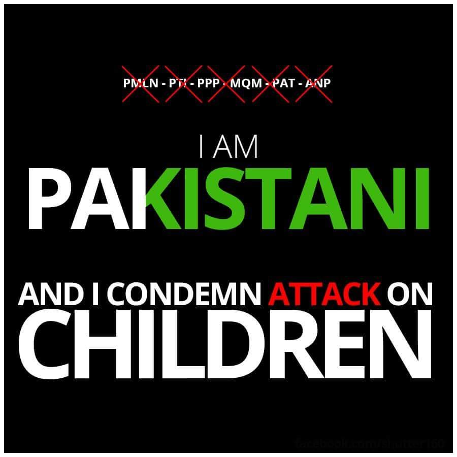 #PeshawarAttack,#Pakistan,#Peshawar,#Taliban,#Islam,#ThisIsNotIslam,#Muslims,#muslim,#thinkAboutIt,#Justice,#SmallestCoffins,#Coffin,#December,#BlackDay,#iAmPakistan,#IamPakistani,#Pakistani,