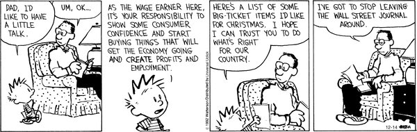 Calvin and Hobbes on Christmas,Calvin and Hobbes,Christmas,Merry Christmas,Comic ,Calvin and Hobbes comic