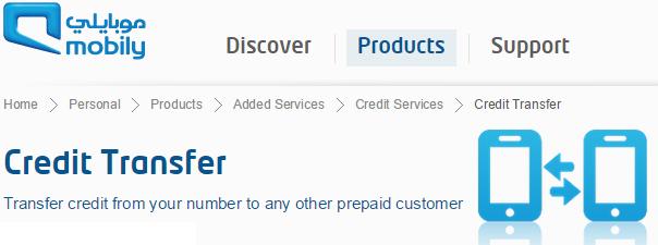 Mobily Telecom Services Credit Transfer,Mobily Telecom Services,Credit Transfer,Mobily,stc,Saudi Arab,KSA,Mobile Credit Transfer