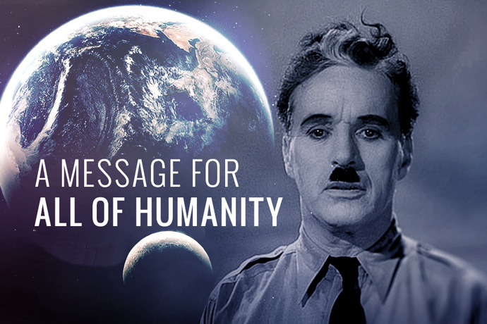 A Message For All Of Humanity,A Message For All , Humanity,A Message ,Human Being,Human Beings,the great dictator,the great dictator movie,movie,charlie chaplin movie dialogue,charlie chaplin ,movie dialogue,charlie chaplin movie ,dialogue,chaplin movie dialogue,